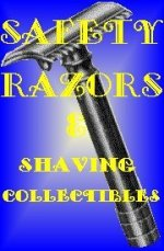 Safety Razor and Shaving Collectibles Logo